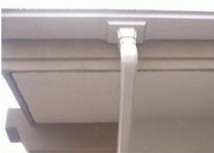 PVC/TPO/ZPV防水卷材施工节点—屋面檐沟