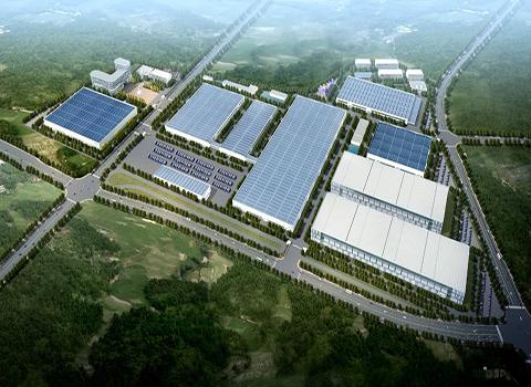 齐齐哈尔新能源汽车产业园