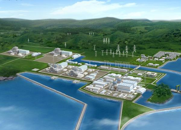 广西防城港核电站