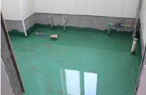防水材料防水堵漏的共性