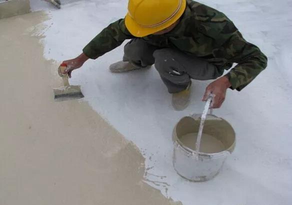 聚合物水泥防水涂料的认识和应用误区