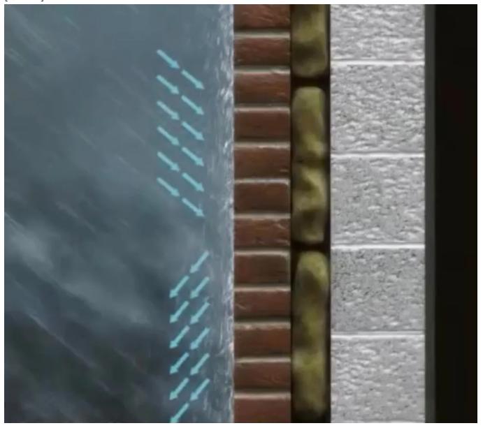 10%的屋面渗漏和这个有关?墙面凹线槽渗漏的原因及处理方法?