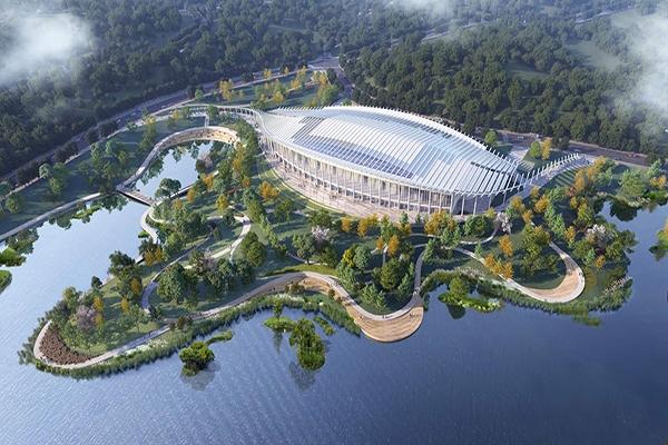 重庆白云湖会议中心