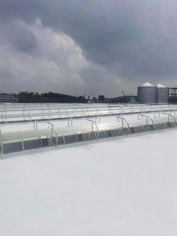继海南会展中心后, 欧西又迎10余万平米tpo单层屋面项目:贵阳保税区标准厂房